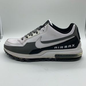 "Nike Air Max LTD ""White Cool Grey""."